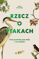 Okładka książki - Rzecz o ptakach