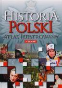 Okładka książki - Historia Polski. Atlas ilustrowany