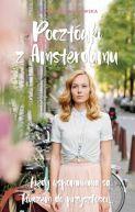 Okładka książki - Pocztówki z Amsterdamu