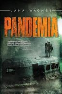 Okładka książki - Pandemia