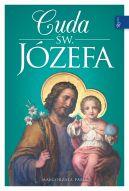 Okładka - Cuda Świętego Józefa