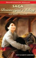 Okładka ksiązki - Dziewczyna z doliny. Tom 39.Dar boży
