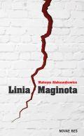 Okładka książki - Linia Maginota