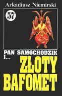 Okładka ksiązki - Pan Samochodzik i złoty Bafomet