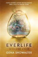 Okładka ksiązki - Everlife. Wieczne życie