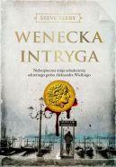 Okładka ksiązki - Wenecka intryga