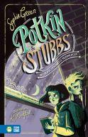 Okładka - Potkin & Stubbs. Na tropie upiornego Podpalacza