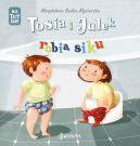 Okładka - Tosia i Julek robią siku