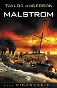 Okładka ksiązki - Niszczyciel. Malstrom
