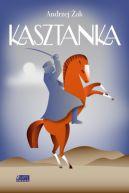 Okładka książki - Kasztanka