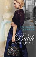 Okładka książki - Butik na Astor Place