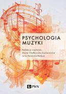 Okładka - Psychologia muzyki