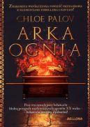 Okładka książki - Arka ognia