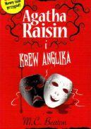 Okładka ksiązki - Agatha Raisin i krew Anglika
