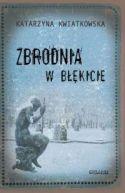 Okładka ksiązki - Zbrodnia w błękicie