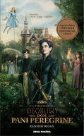 Okładka książki - Osobliwy dom Pani Peregrine - filmowa