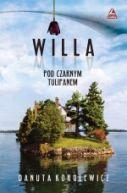 Okładka książki - Willa pod czarnym tulipanem