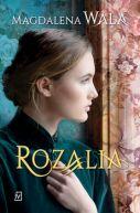 Okładka książki - Rozalia