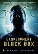 Okładka ksiązki - Eksperyment Black Box