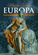 Okładka - Europa. Najpiękniejsza opowieść