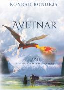 Okładka - Avetnar. Siła przeznaczenia i prawdy