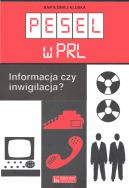 Okładka - Pesel w PRL