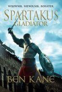 Okładka ksiązki - Spartakus. Gladiator