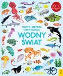 Okładka - Encyklopedia obrazkowa. Wodny świat