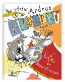 Okładka ksiązki - Bzdurki, czyli bajki dla dzieci(i)innych