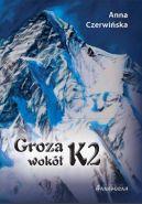 Okładka ksiązki - Groza wokół K2