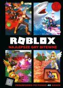 Okładka - Roblox. Najlepsze gry bitewne. Przewodnik po ponad 40 grach