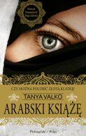 Okładka ksiązki - Arabski książę