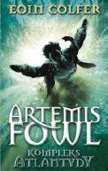 Okładka książki - Artemis Fowl Kompleks Atlantydy