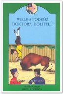 Okładka ksiązki - Wielka podróż Doktora Dolittle