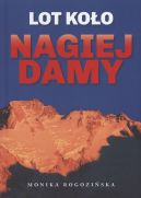 Okładka książki - Lot koło Nagiej Damy