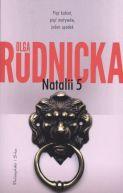 Okładka ksiązki - Natalii 5