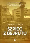 Okładka - Szpieg z Bejrutu