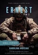 Okładka książki - Ernest