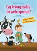 Okładka - Czy krowy jeżdżą do weterynarza?