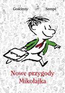 Okładka książki - Nowe przygody Mikołajka