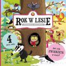 Okładka ksiązki - Rok w lesie