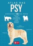 Okładka książki - Psy. Atlas ras