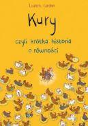 Okładka książki - Kury, czyli krótka historia o równości