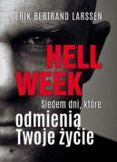 Okładka ksiązki - Hell week. Siedem dni, które odmienią Twoje życie