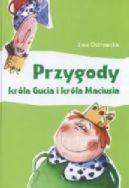 Okładka ksiązki - Przygody króla Gucia i króla Maciusia