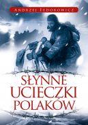 Okładka ksiązki - Słynne ucieczki Polaków
