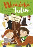 Okładka ksiązki - Wiewiórka Julia i magiczny orzeszek
