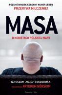 Okładka książki - MASA o kobietach polskiej mafii. Jarosław