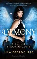 Okładka ksiązki - Demony. Grzech pierworodny