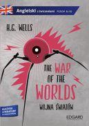 Okładka - Wojna światów/The War of the Worlds. Adaptacja klasyki z ćwiczeniami